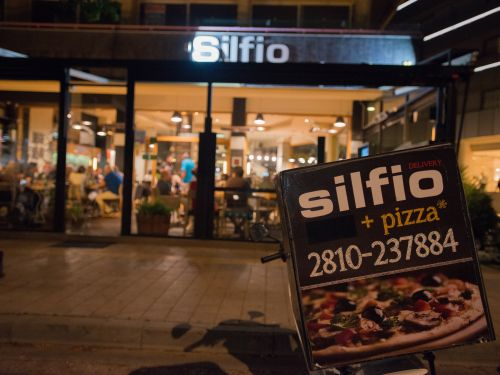 The Silfio Pizza